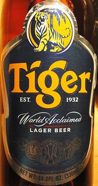 woher kommt tiger bier