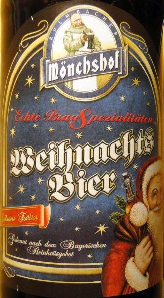 1000 getraenke biertest m nchshof weihnachts bier 7 von 10 punkten. Black Bedroom Furniture Sets. Home Design Ideas
