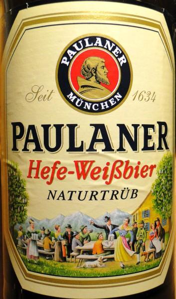 paulaner hefe weißbier alkoholfrei kalorien