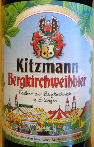 1000 Getraenke | Biertest - Kitzmann Bergkirchweihbier 7