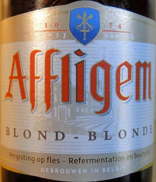 1000 Getraenke | Biertest - Affligem Blond/Blonde 6 von 10 Punkten
