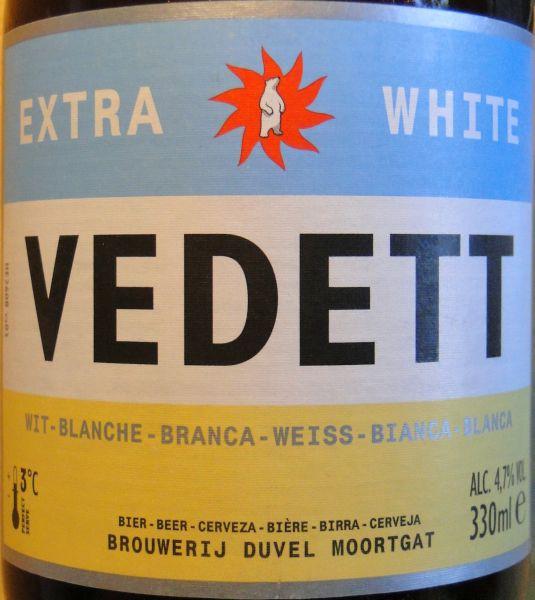 1000 Getraenke | Biertest - Vedett Extra White 7 von 10 Punkten