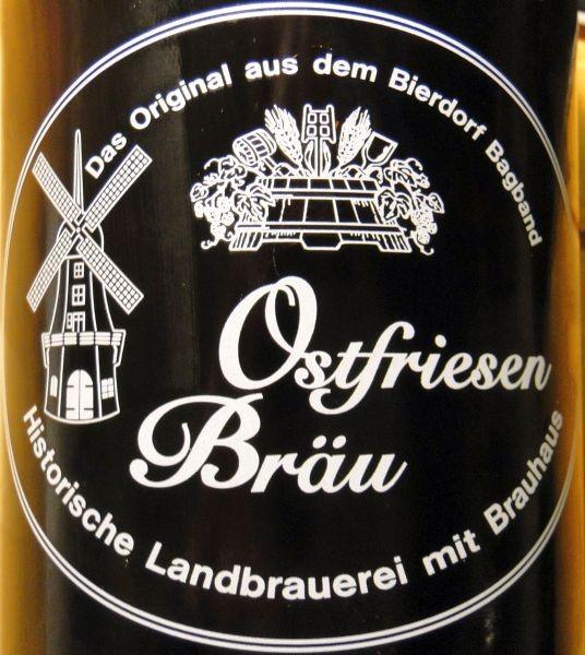 1000 Getraenke | Biertest - Ostfriesen Bräu Landbier Dunkel 8 von 10 ...