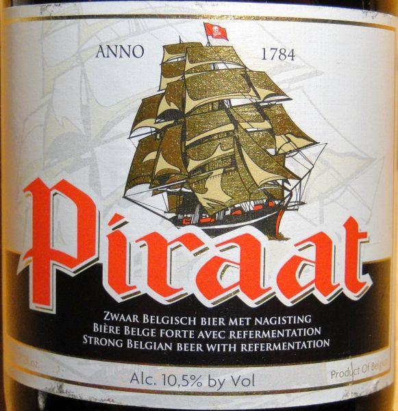 1000 Getraenke | Biertest - Piraat 10,5% 10 von 10 Punkten
