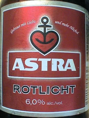1000 Getraenke Biertest Astra Rotlicht 6 Von 10 Punkten