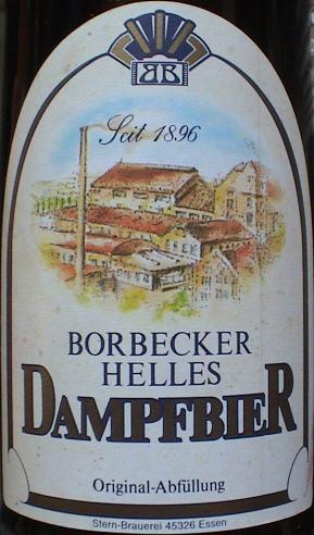 1000 Getraenke | Biertest - Borbecker Helles Dampfbier 8 von 10 Punkten