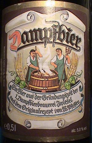 1000 Getraenke | Biertest - 1. Dampfbierbrauerei Zwiesel Dampfbier ...