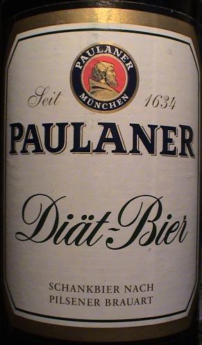 1000 Getraenke Biertest Paulaner Munchen Diat Bier 6 Von 10 Punkten