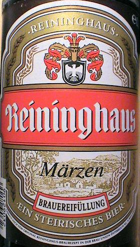 Reininghaus Bier