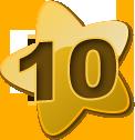 Bewertung: 10 / 10 Punkten